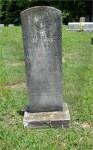 John W. Hines - Grave Marker
