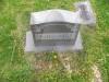 James Henry Gibson - grave marker