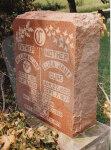 William Cline - grave marker