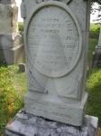 Stephen E. Cline - grave marker