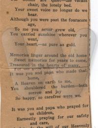 Margaret Laufman Forsythe's Obit 2 of 2