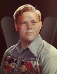 Johnny Crawford Senior HS photo