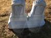 Issac M. Gidcumb - grave marker