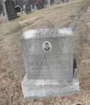 "Chilton ""Ray"" Hines - grave marker"