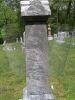 Alma Maynard grave marker