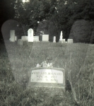 Freeland Maynard - grave marker