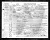 Jessie Gibson - Death Certificate