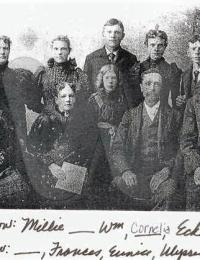 Ulysses R. Ashmore - Family Portrait