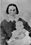 Eliza Anderson with daughter Jennie