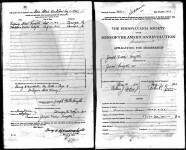 James Forsythe II - Rev. War Application