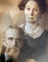 Robert DeKalb Forsythe (1847-1933) & Mary J. Stipe (1867-1937)