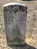 John Johnson (1892-1941) - grave marker