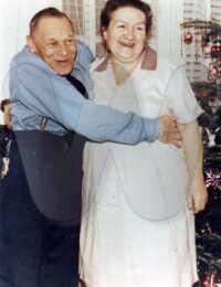 Charles & Beatrice Taffner - abt 1960