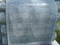 Samuel and Susannah Forsythe - grave marker