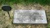 George D. Buck - grave marker