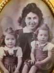 Mary Gardner Forsythe (with children)
