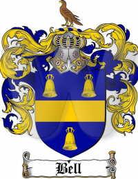 Bell - Family Crest