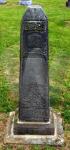 Elizabeth Acton - grave marker