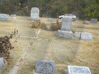 Sam Shull - grave marker