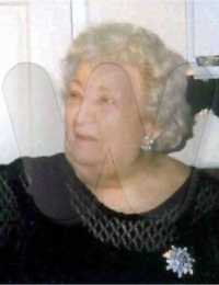 Grandmother Mary D'Arcangelo in her later years