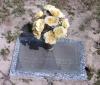 """Harry """"Boots"""" Forsythe - grave marker"""