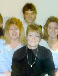 Richard, Donna, Jimmy, Sissy, Cindy, Billy Forsythe