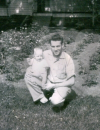 Richard Sr. & Richard Jr. 1959